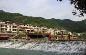 浙江杭州附近玩水的农家乐推荐